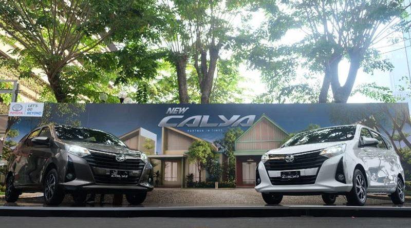 Simak Penyegaran All New Calya Di Dealer Toyota Solo