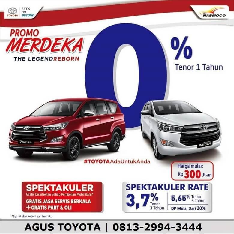 Promo Merdeka Toyota Solo