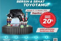 Promo Octofresh Bersih Dan Sehat Toyotamu Di Dealer Daihatsu Solo