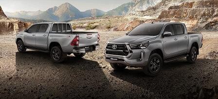Produk Toyota New Hilux Di Dealer Toyota Solo