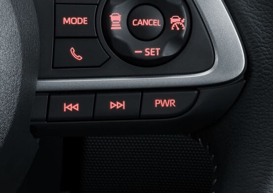 Interior Toyota Raize (10)