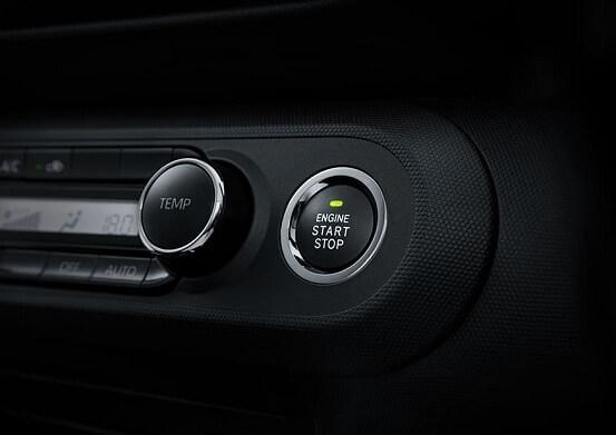 Interior Toyota Raize (11)