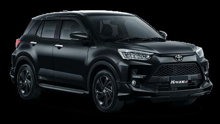 Warna Toyota Raize (1)