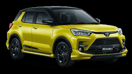 Warna Toyota Raize (12)