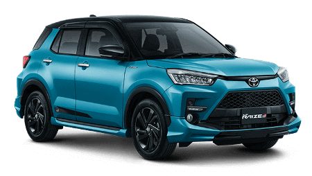Warna Toyota Raize (8)